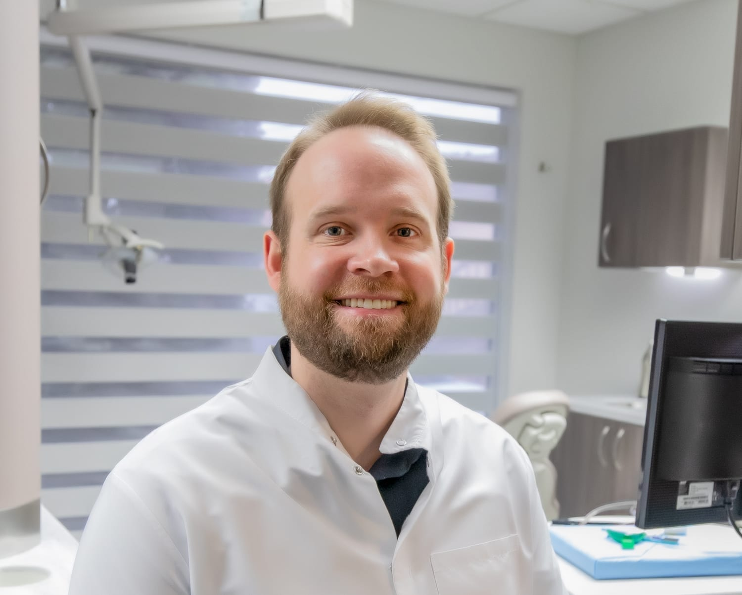 Dr. Jarom Smith from West Richland Family Dental