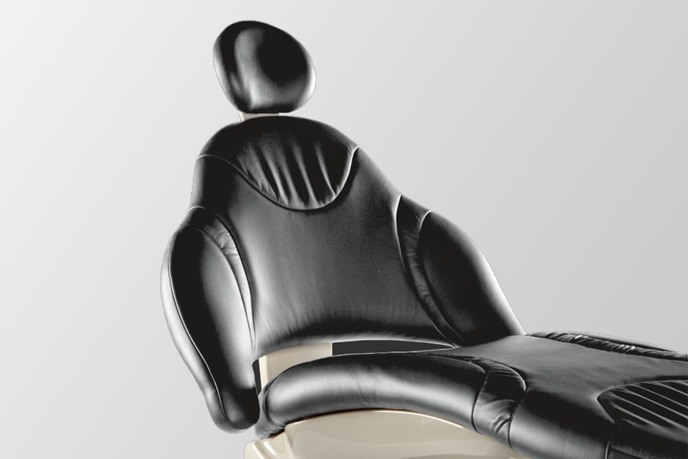Exam chair at West Richland Family Dental